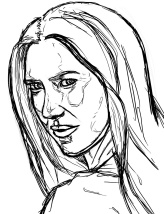 Anna Torv Lines