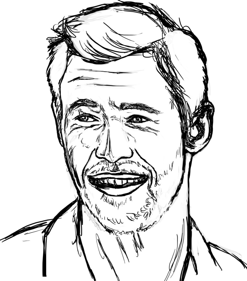 Chris Hemsworth Line