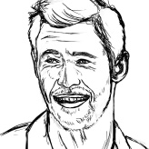 Chris Hemsworth Linework