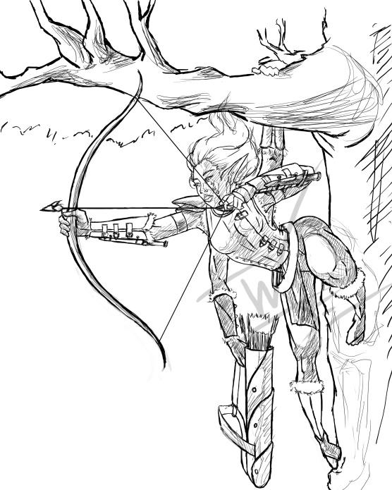 Elven Dragonkin Lines