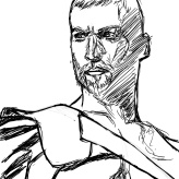Andy Whitfield Lines