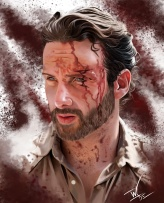 Andrew Lincoln a.k.a. Rick Grimes - The Walking Dead
